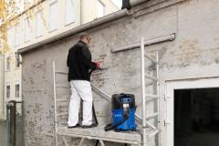 przemyslowy odkurzacz nilfisk attix 30 do szlifowania ścian po gipsowaniu6