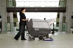 Maszyna czyszcząca Nilfisk BA CA 551 611_mycie siebdziby banku