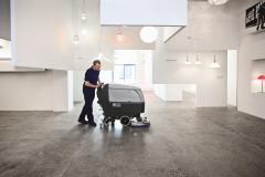Maszyna czyszcząca Nilfisk BA CA 551 611_mycie siebdziby firmy