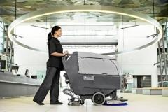 Maszyna czyszcząca Nilfisk BA CA 551 611_mycie zoo