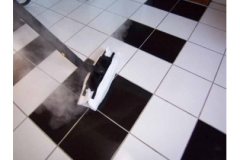 czyszczenie podłogi myjka parowa baby eco 5 bar