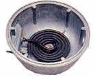 Bojler aluminiowy