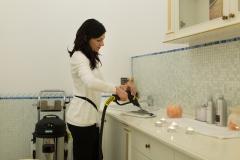 mycie parowe łazienki Verona HRC