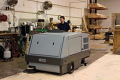 maszyna do mycia podłóg zamiatarko - szorowarka Nilfisk CR 1500_2