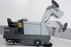 maszyna do mycia podłóg zamiatarko - szorowarka Nilfisk CR 1500_5