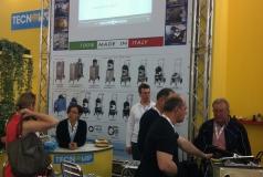 Fotorelacja z targów w Amsterdamie ISSA Interclean 2012