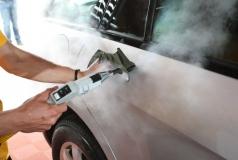 czyszczenie samochodu parownica junior star max 8 bar