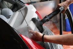 czyszczenie samochodu myjka junior star max 8 bar