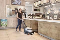 Nilfisk SC250 maszyna czyszcząca podłogi