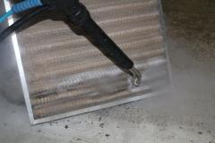 czyszczenie wentylacji parownicą Steam Box Mini 10 bar