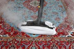 czyszczenie gorącą parą dywanu Steam Box Verona FCR Vac Mini