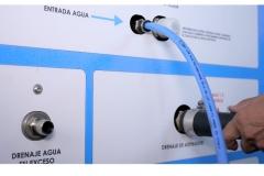 Podłączenie wody