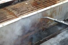 czyszczenie chłodnicy parownica steam power 6 i 10 bar