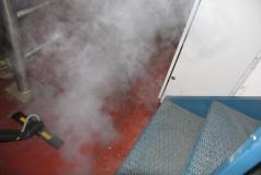 czyszczenie myjką parową steam tech 10 bar