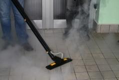 czyszczenie myjnią parową steam tech 6 bar