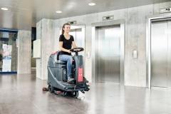 Viper AS530R mini automat szorujacy podczas pracy w hotelu