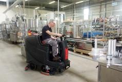 viper AS710R podczas czyszczenia fabryki