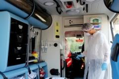 myjnie parowe w szpitalach