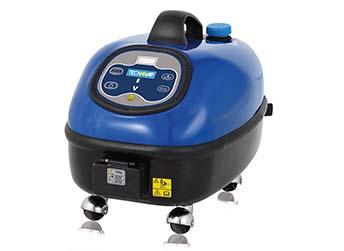 Profesjonalna parownica Tecnovap Evo Blu Water (z dodatkowym natryskiem gorącej wody)