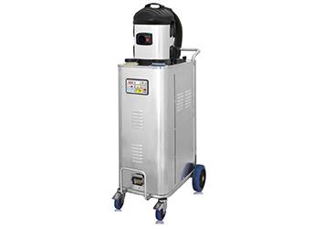 Przemysłowy odkurzacz parowy Steam Box Vac Industrial 10 bar /ze zintegrowaną turbiną ssącą/ Tecnovap