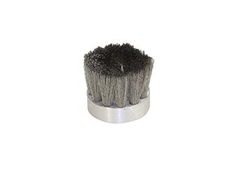 Okrągła szczoteczka ze stali nierdzewnej (Geyser 2)