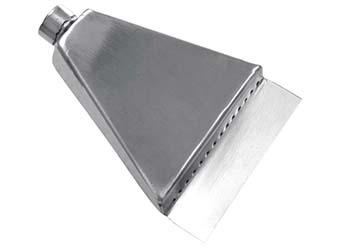 Skrobak parowy do zestawu Geyser 10 bar ze stali nierdzewnej