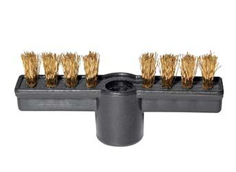 Szczoteczka prostokątna mosiężna 80mm