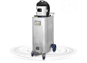 Przemysłowy odkurzacz parowy Steam Box Vac Industrial 10 bar z turbiną ssącą Tecnovap