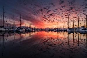 czyszczenie jachtów i łodzi