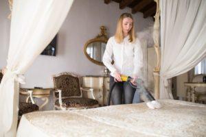 czyszczenie parowe materaca