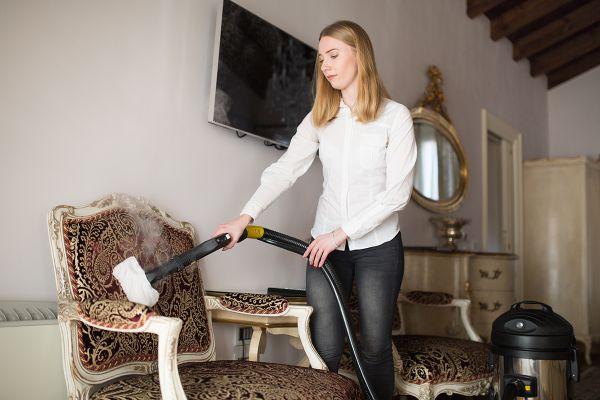 zyszczenie parowe mebli tapicerowanych