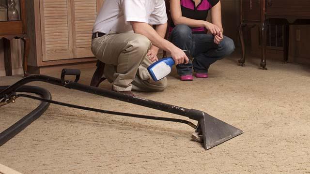 jak wyczyścić dywan domowymi sposobami