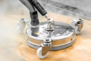 mycie kostki brukowej posadzki i elewacji tracer