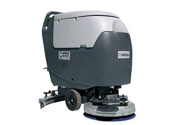 Nilfisk BA/CA 551/611 – automat do mycia podłóg dla firm (do 2385m2)