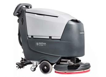 SC500 Nilfisk - automat z linii średnich maszyn do czyszczenia podłóg