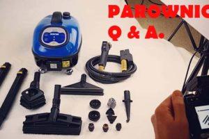 myjki parowe pytania i odpowiedzi question and answer