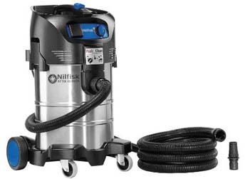 ATTIX 40 Inox – Jednofazowy odkurzacz do pracy na sucho i mokro