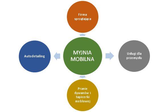 kierunki rozwoju mobilnych myjni w Polsce na rok 2019 wg Multimatic