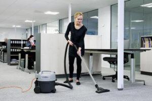 jakie urzadzenia czyszczace do biura