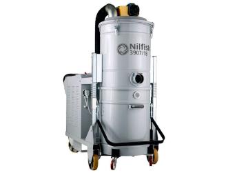 Odkurzacz trójfazowy przemysłowy Nilfisk 3907-18