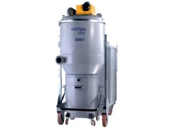 Odkurzacz trójfazowy przemysłowy Nilfisk 3997W
