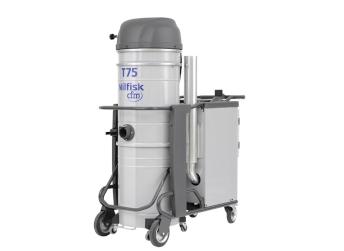 Przemysłowy odkurzacz trójfazowy Nilfisk T75