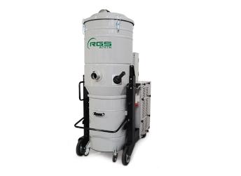 Przemysłowy odkurzacz trójfazowy RGS A557