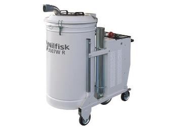 Przemysłowy odkurzacz na ścinki Nilfisk 3507W R
