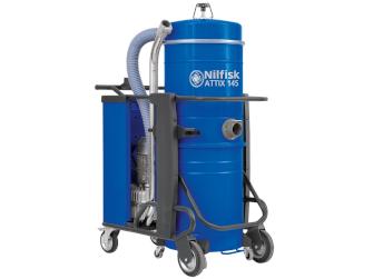 Przemysłowy odkurzacz trójfazowy Nilfisk ATTIX 145-01
