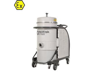 Przemysłowy odkurzacz antywybuchowy Nilfisk CTS22 Z22