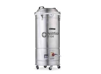 Przemysłowy odkurzacz na ścinki Nilfisk R104