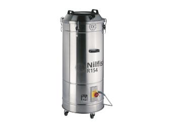 Przemysłowy odkurzacz na ścinki Nilfisk R154