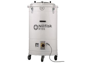 Przemysłowy odkurzacz na ścinki Nilfisk R155