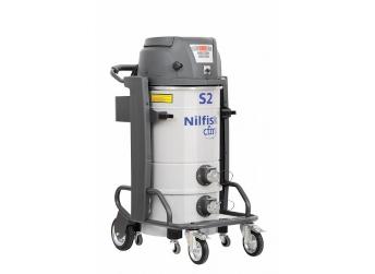 Przemysłowy odkurzacz do pyłów niebezpiecznych Nilfisk S2 L40 MC